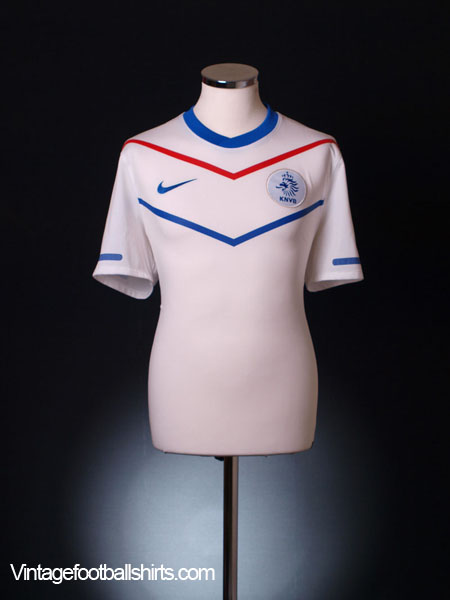 2010-12 Holland Away Shirt M
