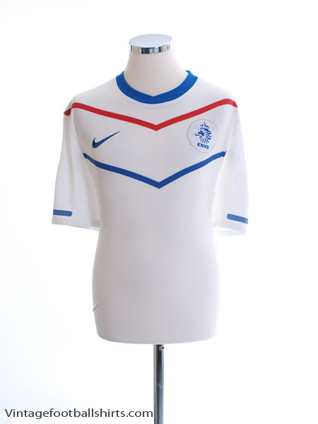 2010-12 Holland Away Shirt XL