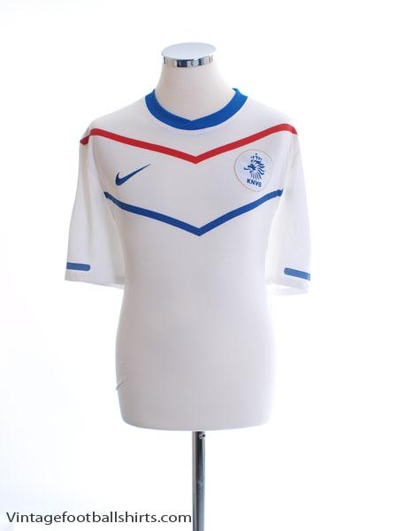 2010-12 Holland Away Shirt S.Boys - 377069-105