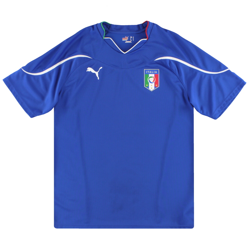 2010-12 Italy Puma Supporters Shirt L - 736661