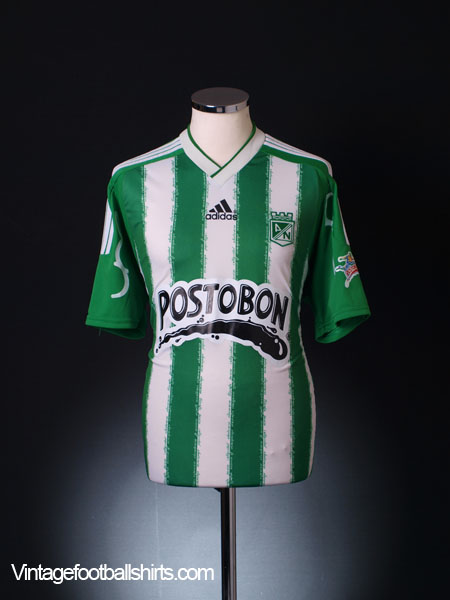 2010 Atletico Nacional Home Shirt XL