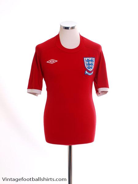 2010 England 'South Africa' Away Shirt M