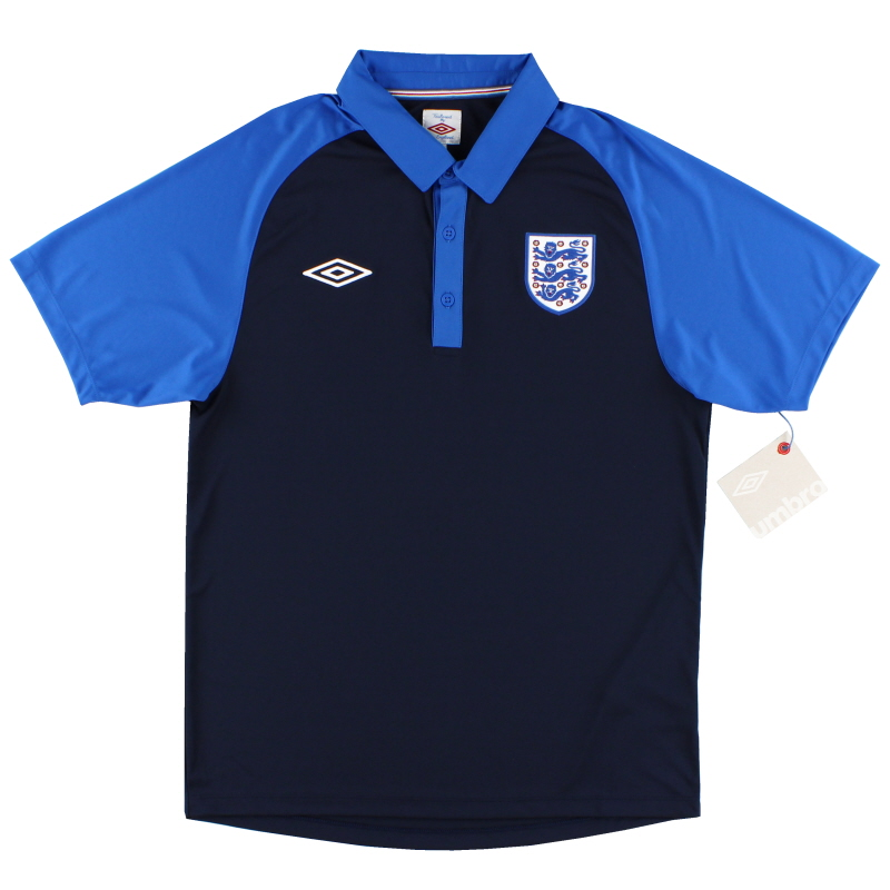 2010 England World Cup Polo Shirt *w/tags* M