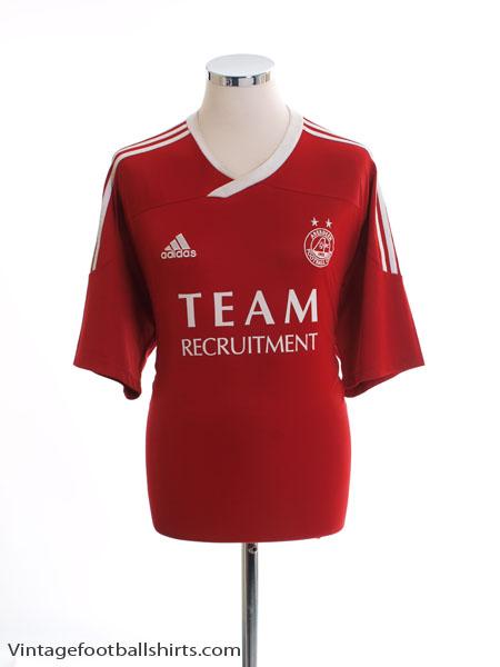 2011-12 Aberdeen Home Shirt XL