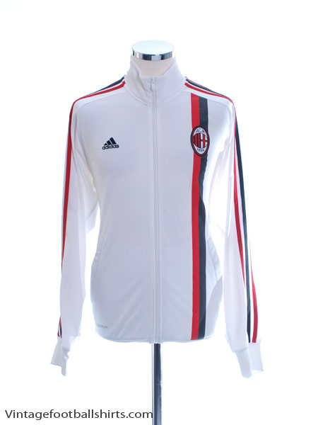 2011-12 AC Milan adidas Training Jacket M - V11163