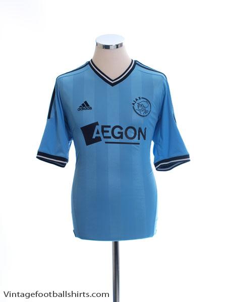 2011-12 Ajax Away Shirt M - V13888
