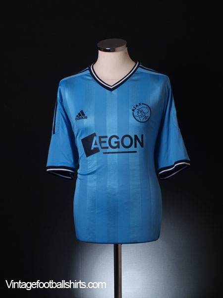 2011-12 Ajax Away Shirt XL