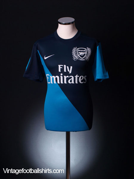 2011-12 Arsenal '125th Anniversary' Away Shirt XL