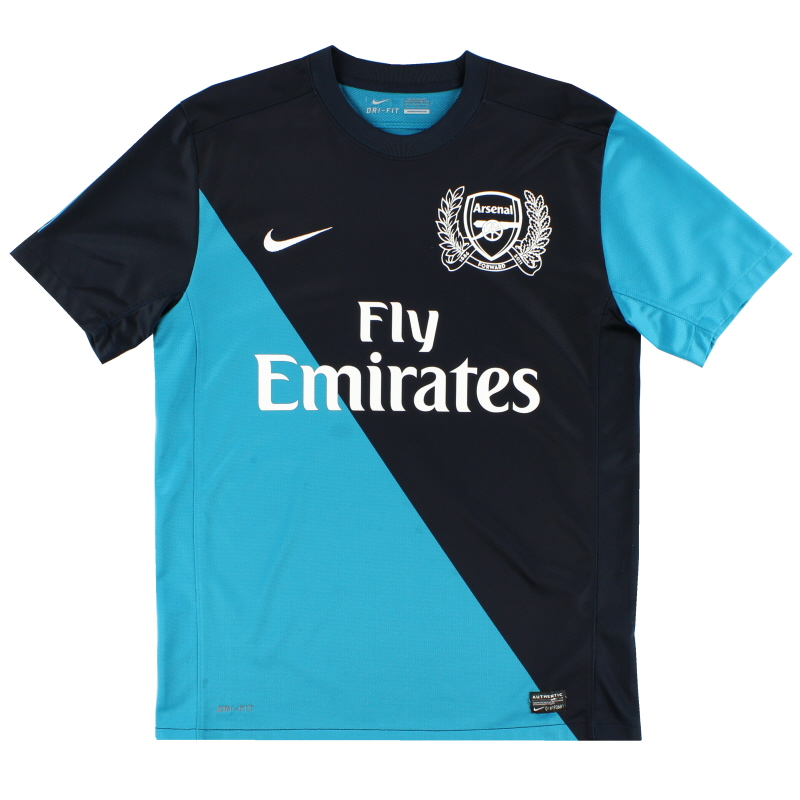 2011-12 Arsenal '125th Anniversary' Away Shirt XXL