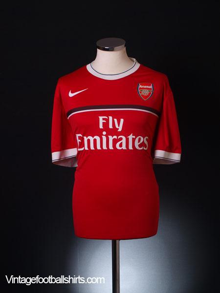 2011-12 Arsenal Nike Pre-Match Training Shirt XL