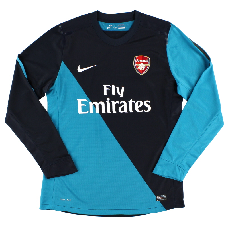 2011-12 Arsenal Player Issue Away Shirt  BNWT  L S L for sale c6d104fbe