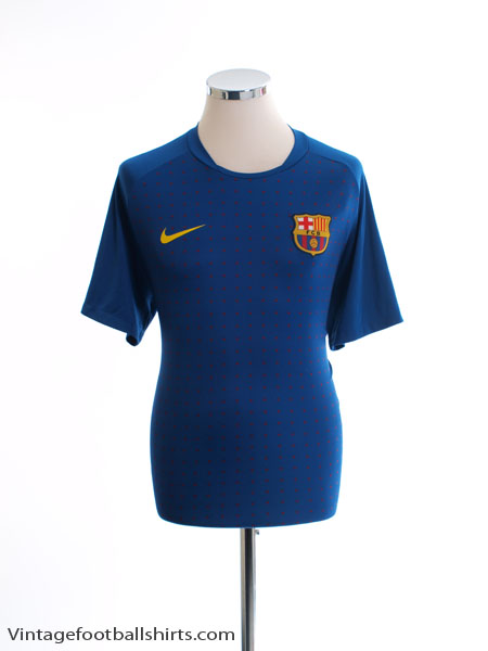 2011-12 Barcelona Training Shirt M