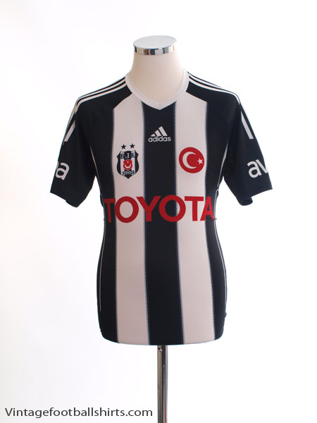2011-12 Besiktas Away Shirt S