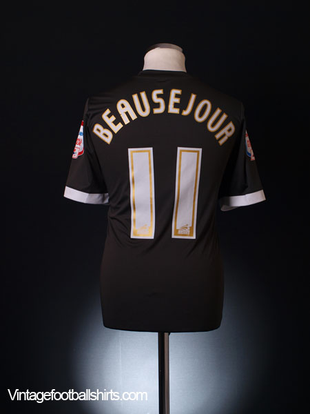 2011-12 Birmingham Away Shirt Beausejour #11 S