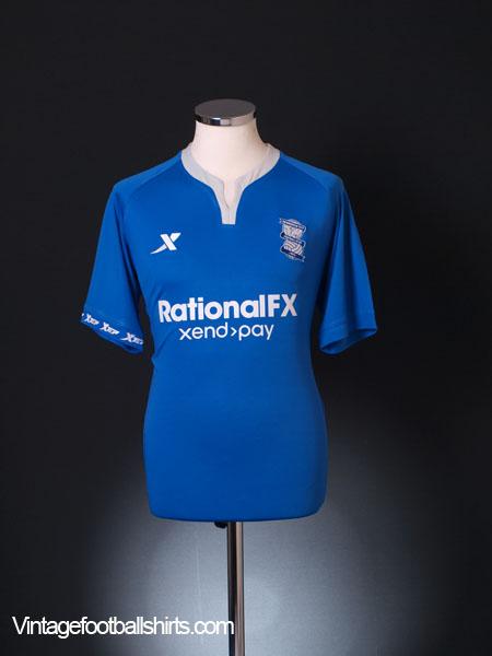 2011-12 Birmingham Home Shirt M