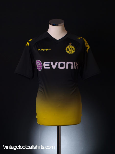 2011-12 Borussia Dortmund Away Shirt S