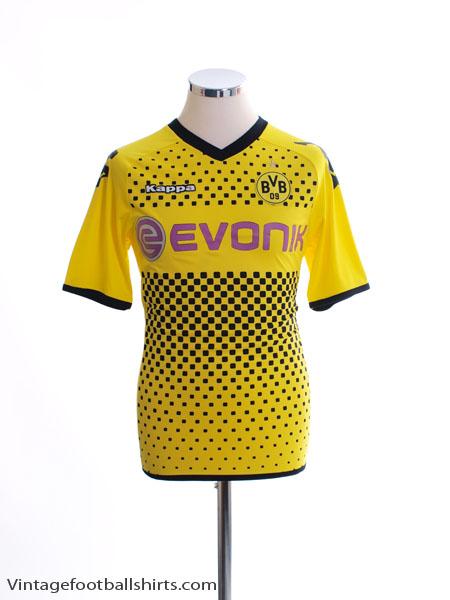 2011-12 Borussia Dortmund Home Shirt S