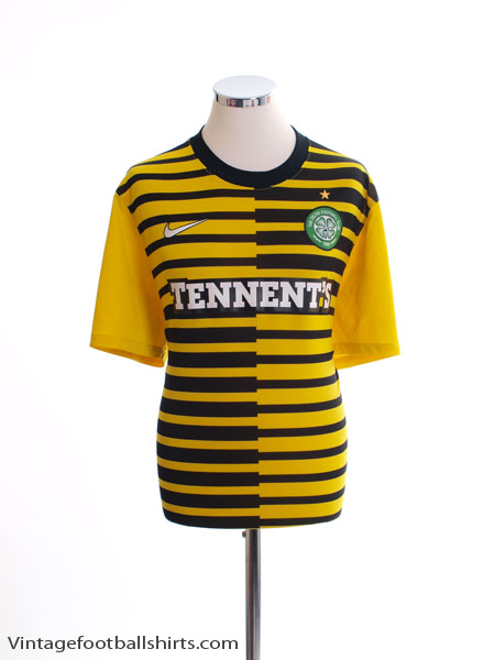 2011-12 Celtic Third Shirt XL