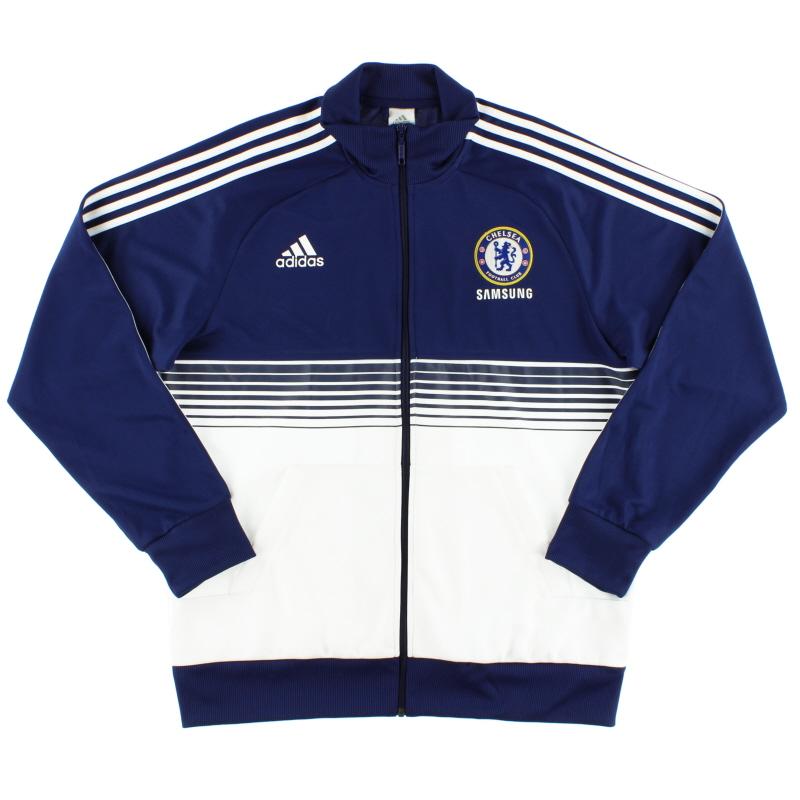 2011-12 Chelsea adidas Anthem Jacket XL - X13094