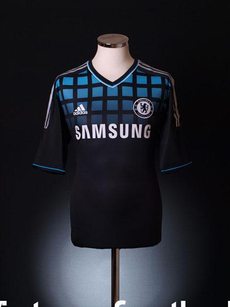 2011-12 Chelsea Away Shirt L