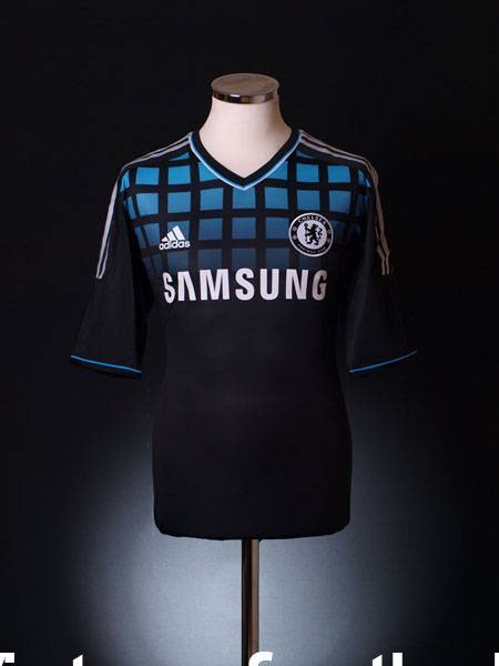 2011-12 Chelsea Away Shirt *Mint* S