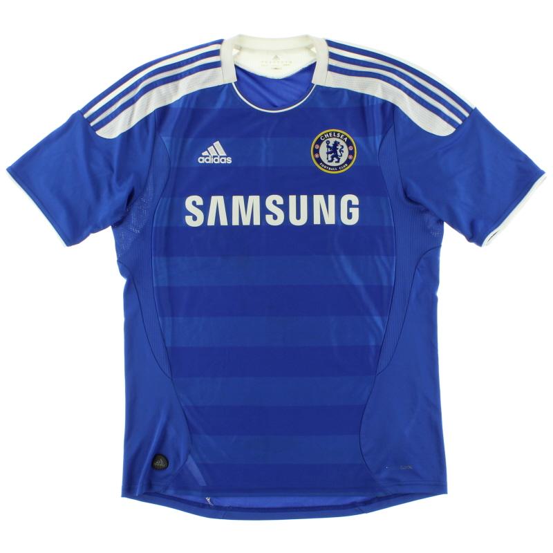 2011-12 Chelsea Home Shirt L - V13927