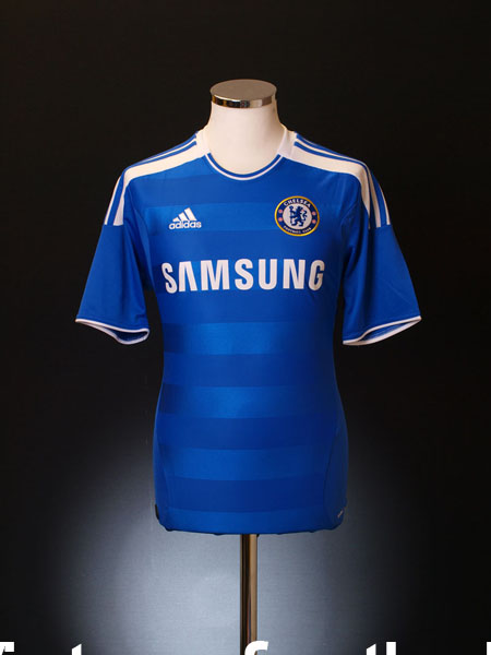 2011-12 Chelsea Home Shirt L.Boys