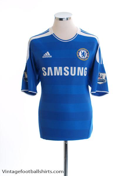 2011-12 Chelsea Home Shirt *Mint* L