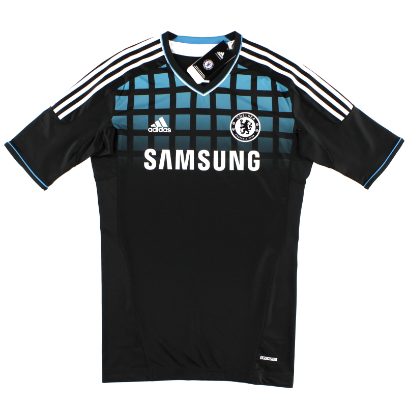2011-12 Chelsea TechFit Player Issue Away Shirt *w/tags* S - V13910