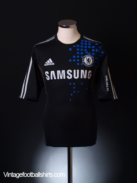 2011-12 Chelsea TechFit Player Issue Training Shirt *BNWT* XL