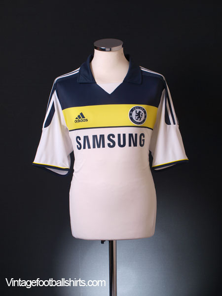2011-12 Chelsea Third Shirt *Mint* L