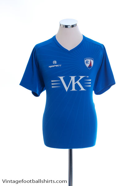 2011-12 Chesterfield Home Shirt L