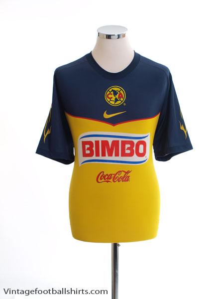 2011-12 Club America Home Shirt L