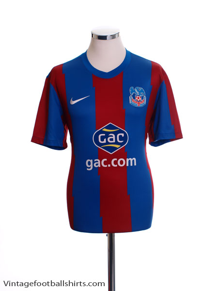 2011-12 Crystal Palace Home Shirt XL