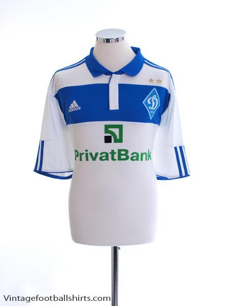 2011-12 Dynamo Kiev Home Shirt *BNWT* XL - P94754