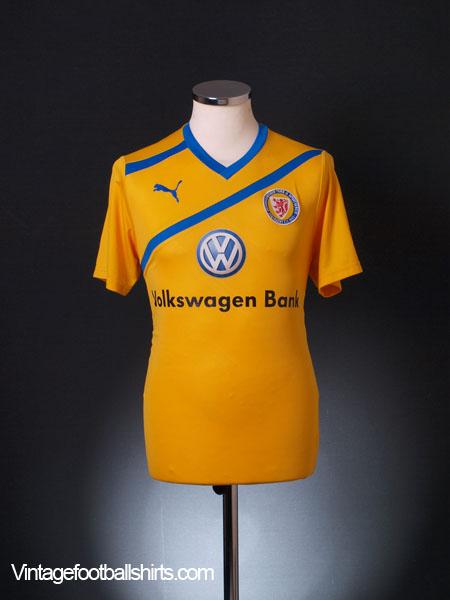2011-12 Eintracht Braunschweig Home Shirt M