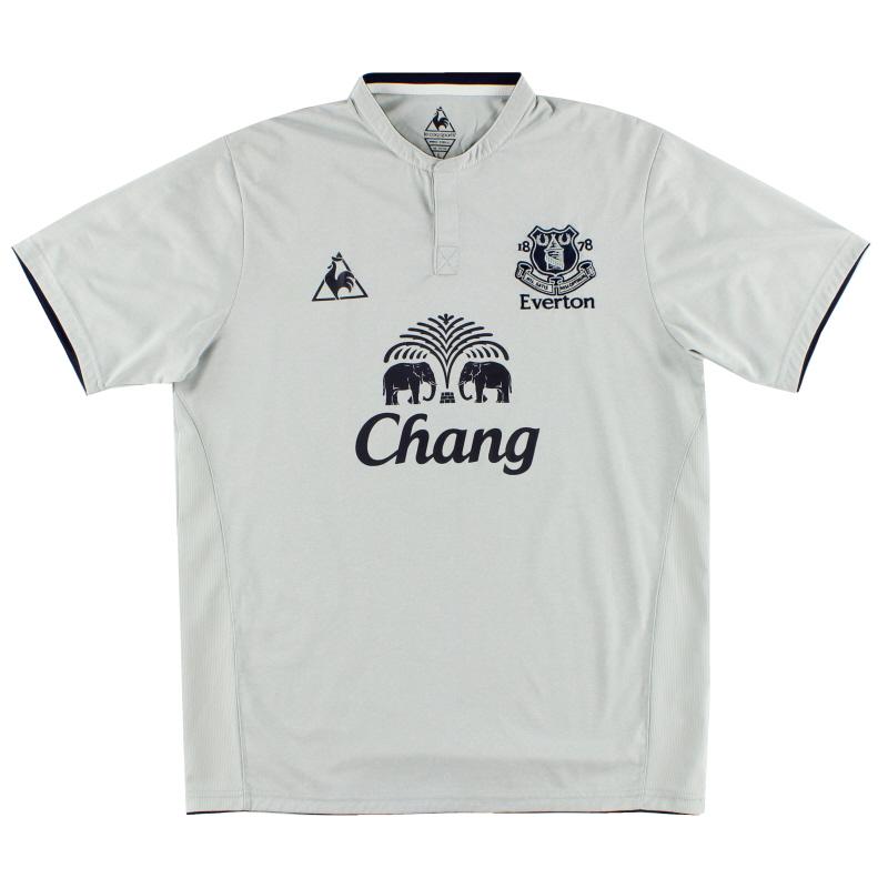 2011-12 Everton Third Shirt L