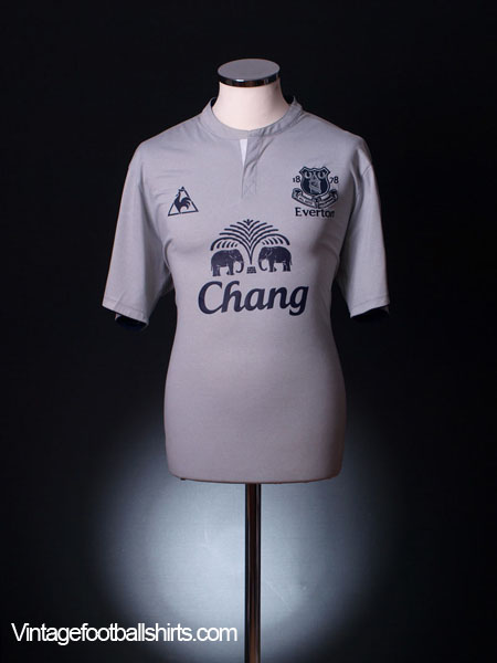 2011-12 Everton Third Shirt S
