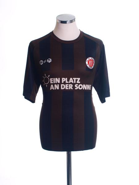 2011-12 FC St. Pauli Away Shirt L