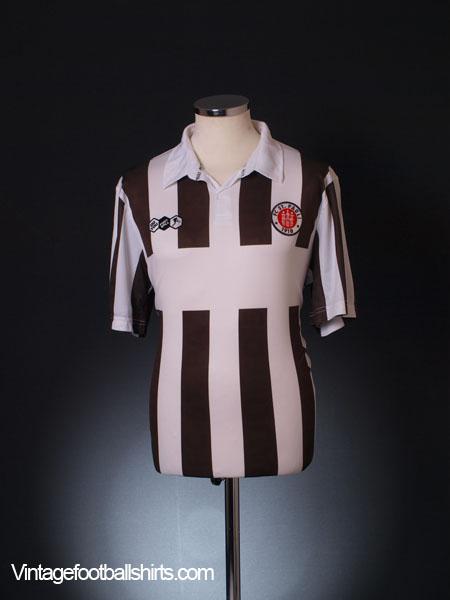 2011-12 FC St. Pauli Home Shirt *As New* L