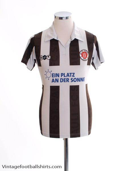 2011-12 FC St. Pauli Home Shirt L