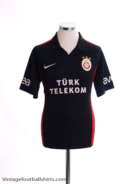 2011-12 Galatasaray Away Shirt M