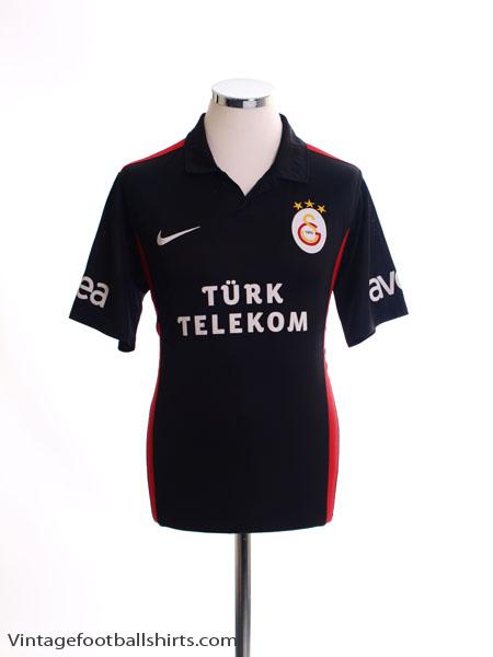 2011-12 Galatasaray Away Shirt *Mint* L