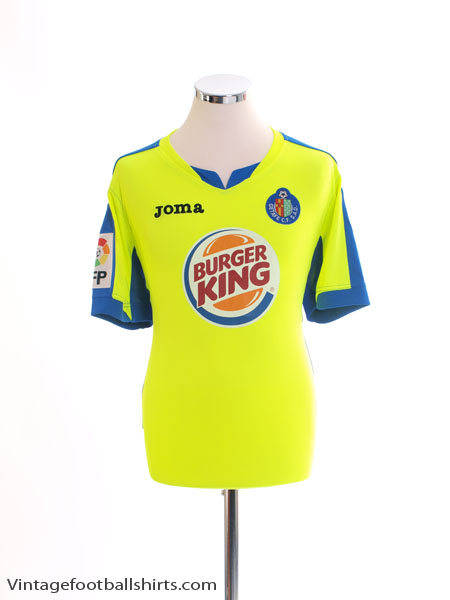 2011-12 Getafe Away Shirt M