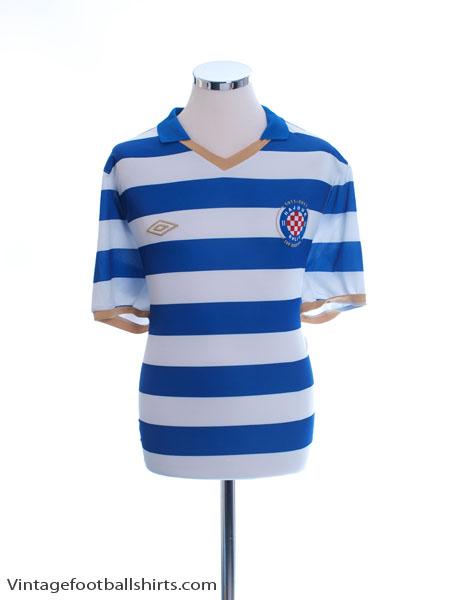 2011-12 Hajduk Split Centenary Goalkeeper Shirt *Mint* XL
