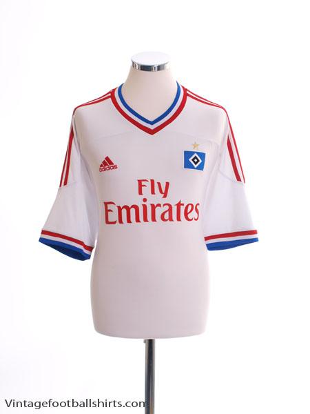 2011-12 Hamburg Home Shirt M