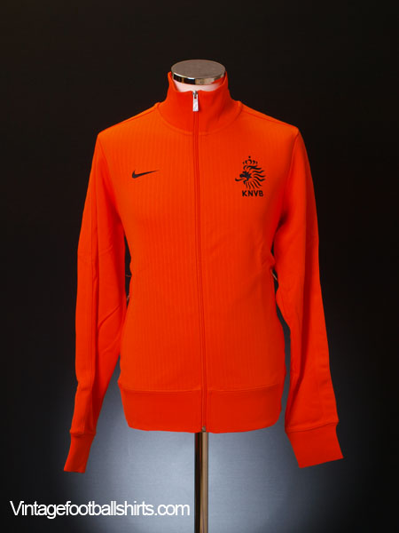 2011-12 Holland Nike Authentic N98 Track Top *BNWT* M