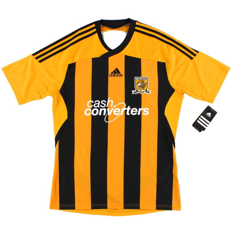 2011-12 Hull City Home Shirt *BNWT* M
