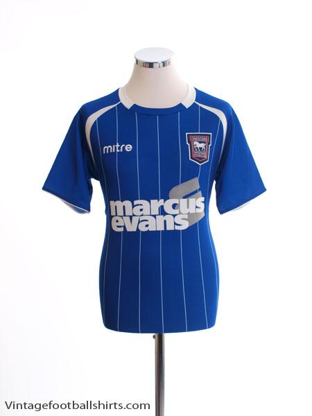 2011-12 Ipswich Home Shirt S