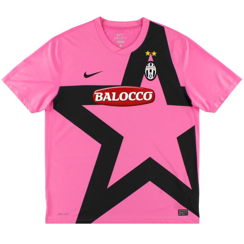 2011-12 Juventus Away Shirt XL - 419994-602